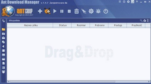 Ant Download Manager 1.4.7 Build 41627 + Portable (PL)