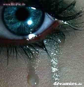tränen des glücks