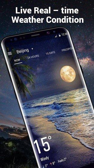 Amber Weather & Radar FULL v4.2.4 Android (PL)
