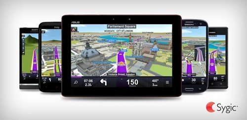 Sygic GPS Navigation v16.4.10 Final TomTom 2016.10 ( Android )