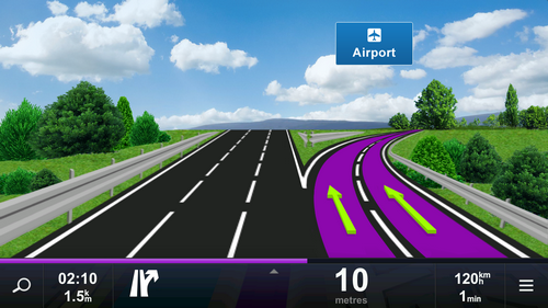 Sygic GPS Navigation & Maps v 17.4.0 + sygic.aura (PL)