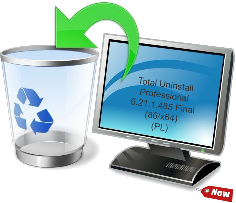 Total Uninstall Professional 6.21.1.485 Final (86/x64) (PL)