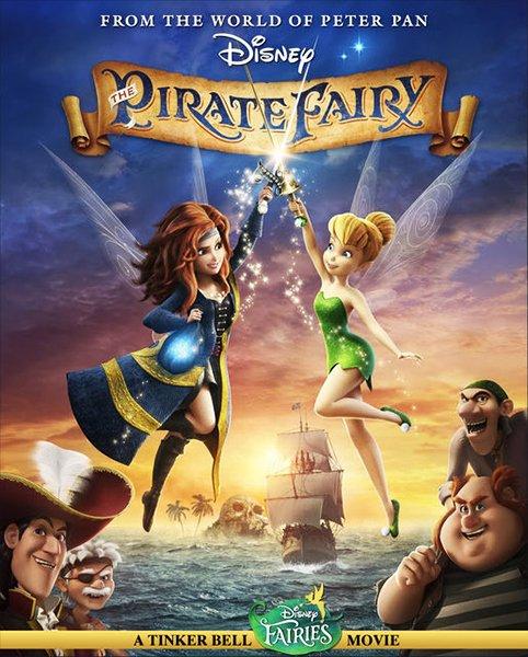 Dzwoneczek i tajemnica piratów (2014) 720p.HDV-MPEG-4-AAC-ZF/ Dubbing / PL